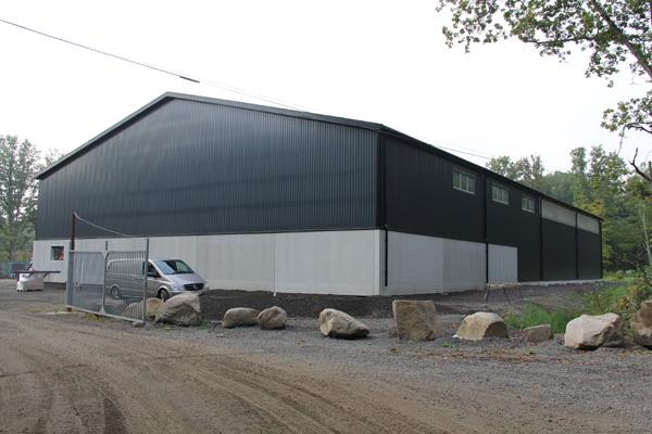 JKN Entreprenad, Önnestad