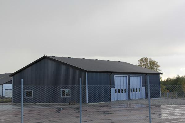 Fastighetsdepån Skåne, Martin Sollerhed, Eslöv