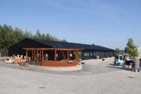 Trädgårdstjänst, Ystad
