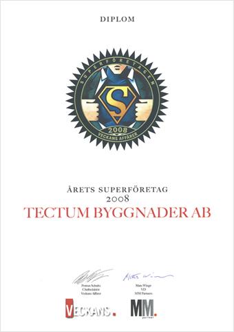 Årets Superföretag, 2008