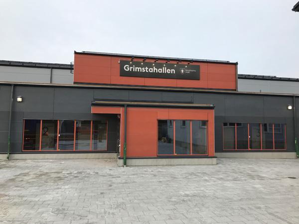 Grimstahallen, Vällingby