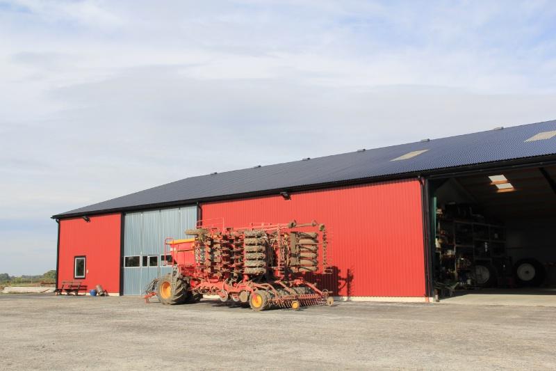 Lantbruksbyggnad, Furulund