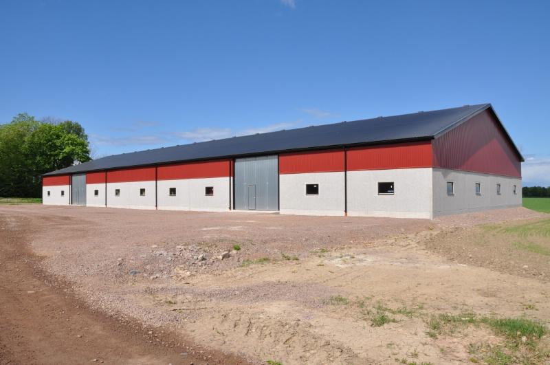 Lantbruksbyggnad, Mjölby