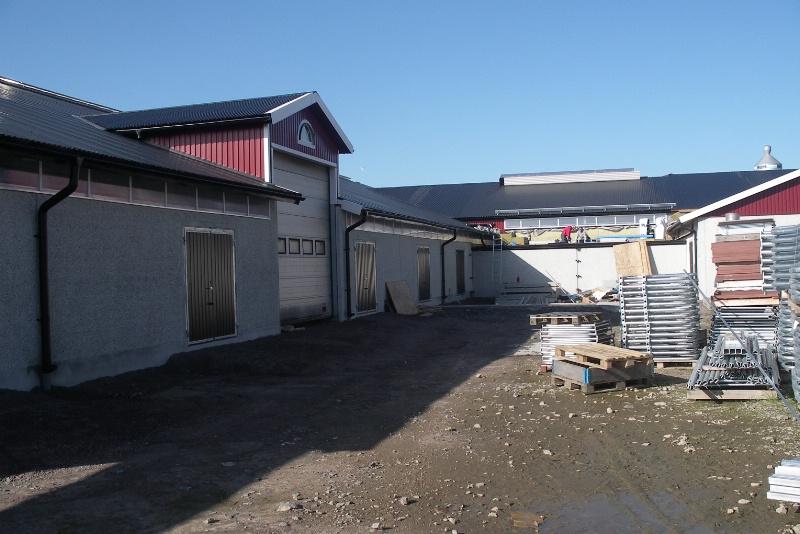 Lantbruksbyggnad, Hjärnarp
