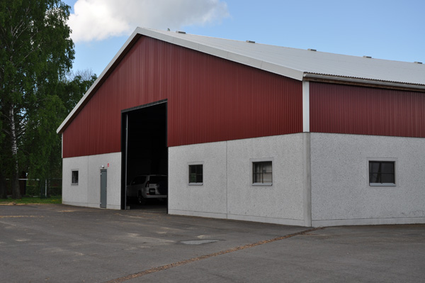 Lantbruksbyggnad, Väderstad