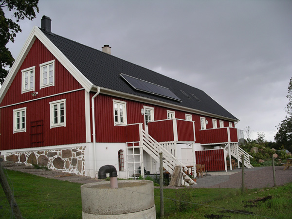 Lantbruksbyggnad, Tyringe
