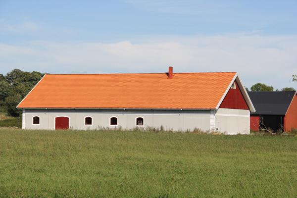 Lantbruksbyggnad, Vollsjö