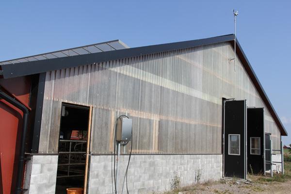 Lantbruksbyggnad, Löberöd
