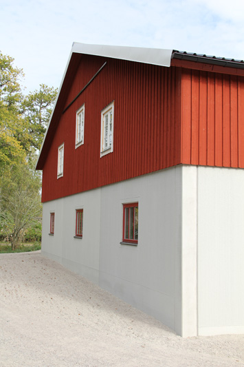 Lantbruksbyggnad, Färlöv