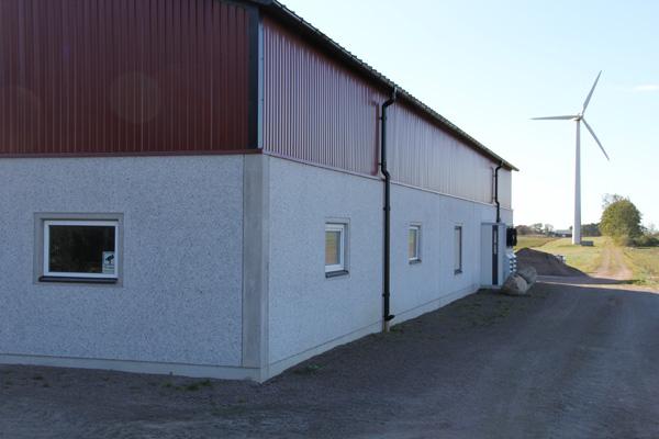 Lantbruksbyggnad, Laholm