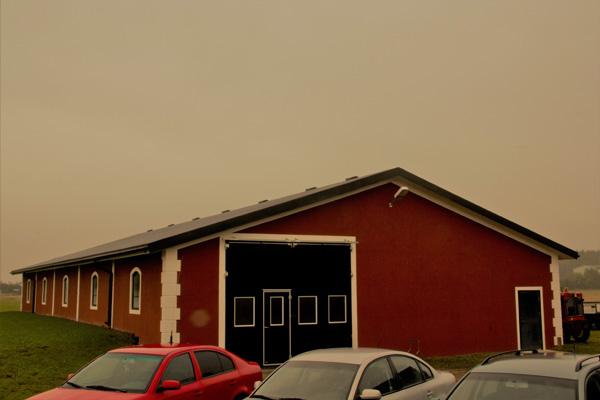 Lantbruksbyggnad, Kristianstad