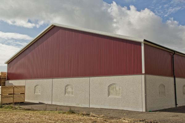 Lantbruksbyggnad, Höllviken
