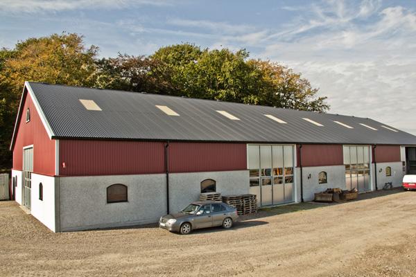 Lantbruksbyggnad, Hörby