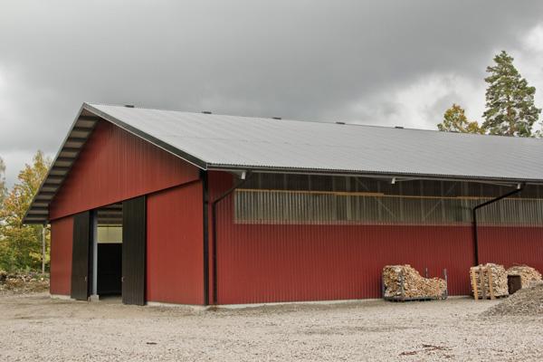 Lagerhall, Lönsboda