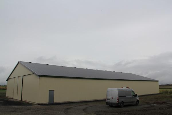 Lantbruksbyggnad, Skånes Tranås