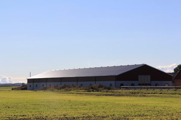Lantbruksbyggnad, Hasslarp
