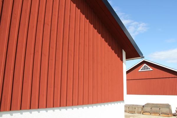 Lantbruksbyggnad, Borensberg