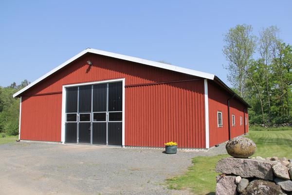 Lantbruksbyggnad, Övarp