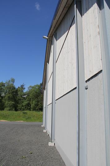 Lantbruksbyggnad, Röke