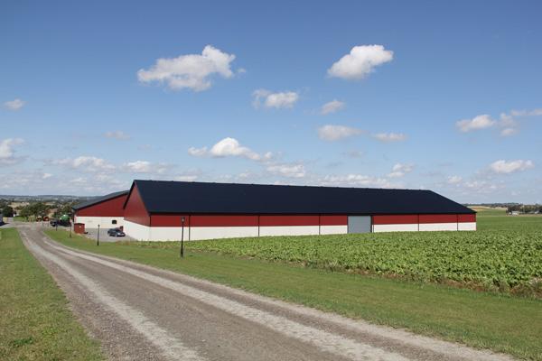 Lantbruksbyggnad, Rydsgård