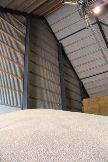 Lantbruksbyggnad, Staffanstorp