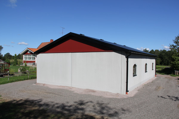 Lagerhall, Sösdala
