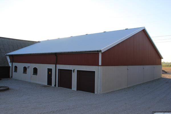 Lantbruksbyggnad, Teckomatorp