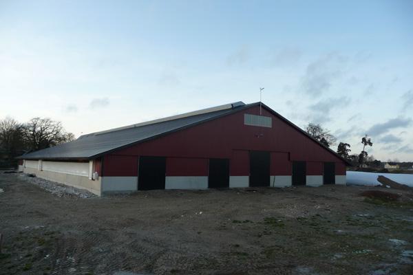 Lantbruksbyggnad, Klintehamn