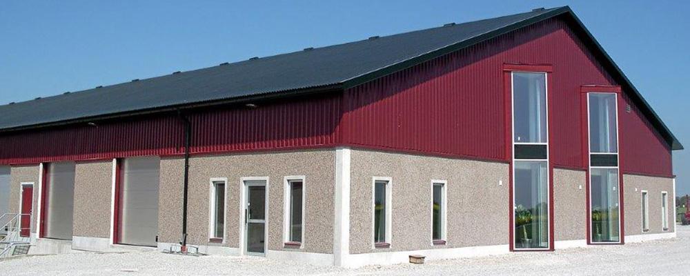 Tectum Industribyggnad
