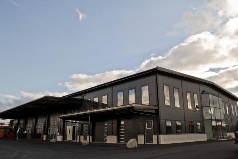 Industrihall, Kristianstad