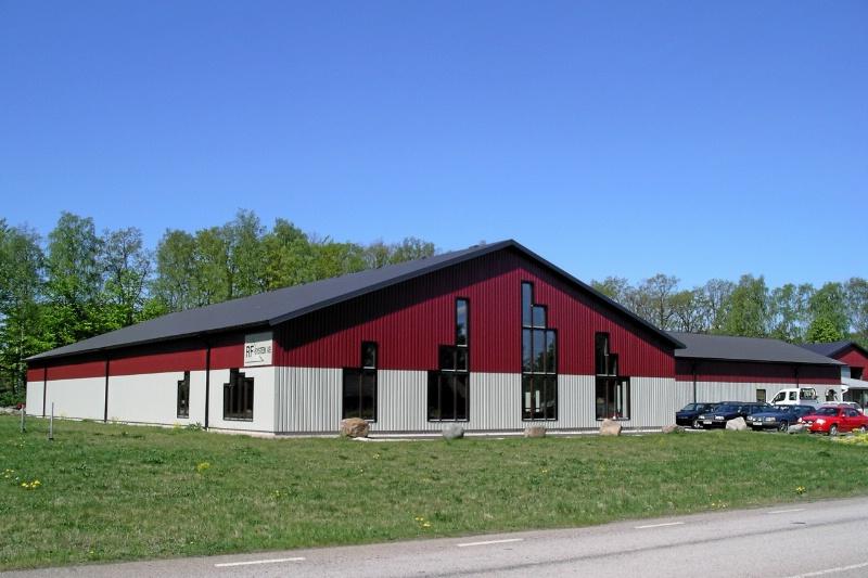 Lagerhall, Vinslöv