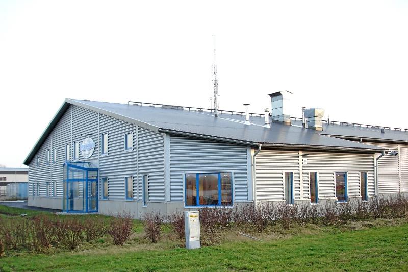 Industrihall, Löddeköpinge