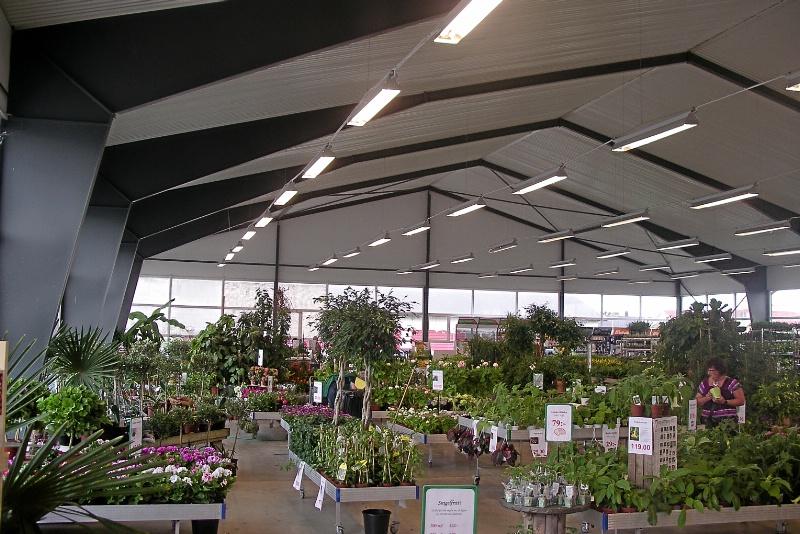 Butikshall, Ystad