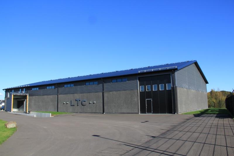 Butikshall, Helsingborg