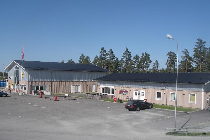 Butikshall, Skånes Fagerhult
