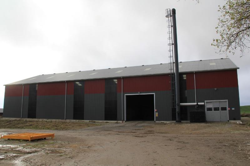 Industrihall, Ystad