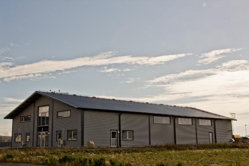 Industrihall, Trelleborg