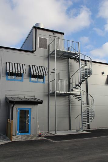 Industrihall, Sjöbo