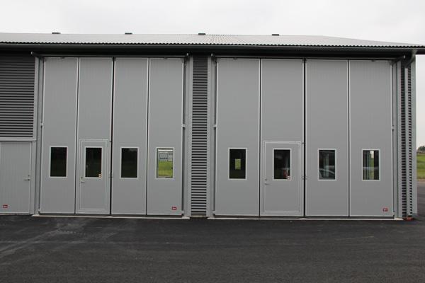 Industrihall, Ekeby