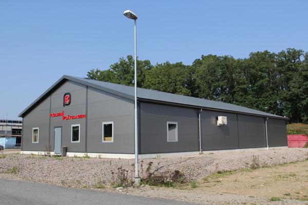 Industrihall, Höör