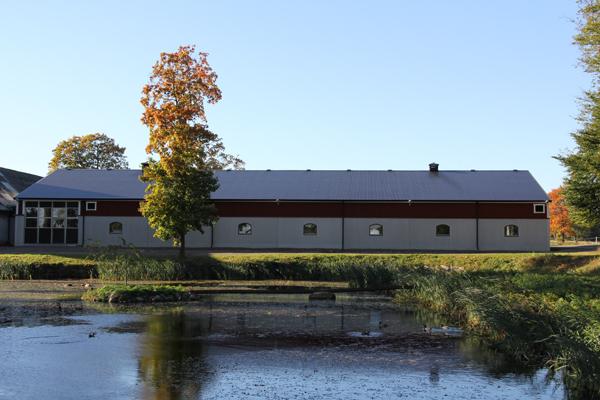 Ridhus, Laholm