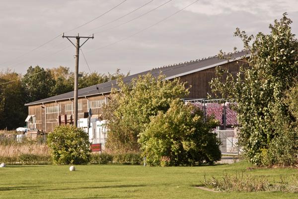 Industrihall, Södra Sandby