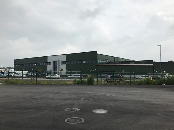 Industrihall, Helsingborg