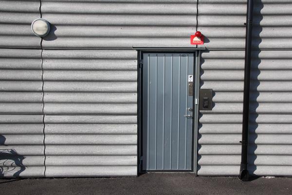 Industrihall, Lund