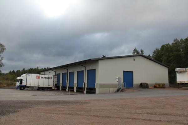 Lagerhall, Mjölby