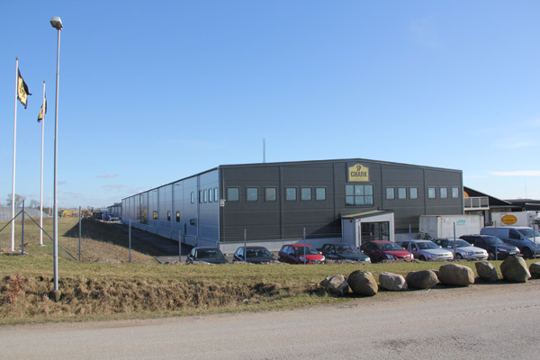 Industrihall, Billeberga