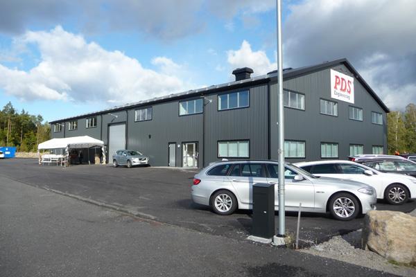 Industrihall, Olofström