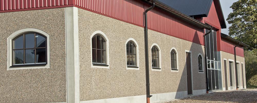 Lantbruksbyggnad Tectum