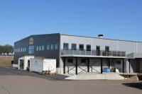 Lagerbyggnad, Billeberga