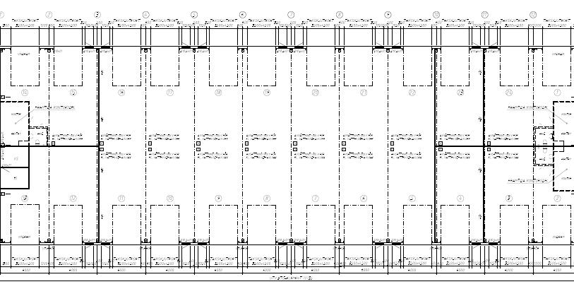 Tectum Fastigheter - nya kontorslokaler ritning